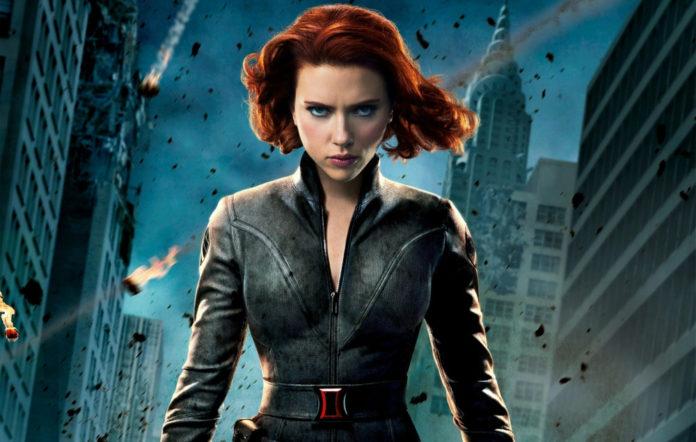 Marvel Studios Black Window