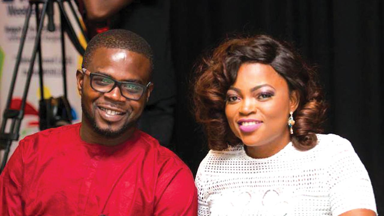 Funke Akindele releases statement after partying while Lagos is on lock down.
