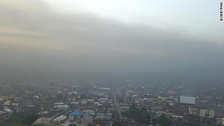 The air we breathe in Nigeria