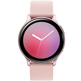 SAMSUNG Galaxy Watch Active 2 (40mm, GPS, Bluetooth) Smart Watch with Advanced Health Monitoring, Fitness Tracking, and Long lasting Battery, Pink Gold (US Version)