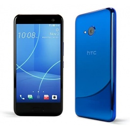 HTC U11 life (32GB 3GB RAM) | 5.2-Inch Full Super LCD | 8.0 Oreo | 2600 mAh Battery | Sapphire Blue | 4G LTE Smartphone | GSM Unlocked | By T-Mobile