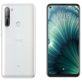 HTC U20 5G 256GB 6GB RAM (Factory Unlocked) (White) GSM/HSPA/LTE / 5G only- International Model (White)