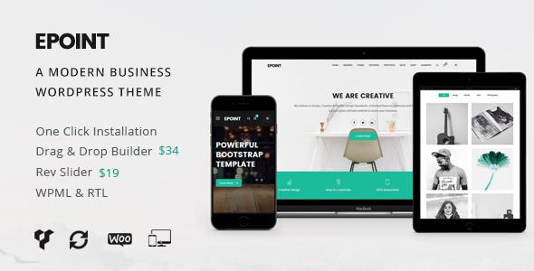 Epoint | Multipurpose WordPress Theme