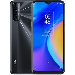 TCL 20 SE 6.82″ Unlocked Cellphone, 4GB RAM + 128GB ROM, US Version Android 11 Smartphone with 48MP Rear AI Quad-Camera, 5000mAh Big Battery, Dual Speaker, OTG Reverse Charging, Octa-Core, Nuit Black